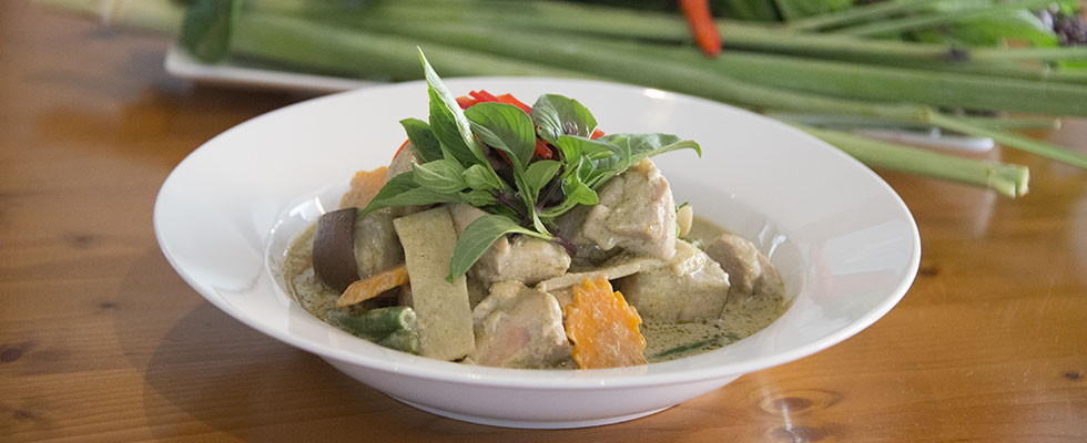 Gaeng Keow Wan Green Curry