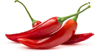 Choose your chilli level